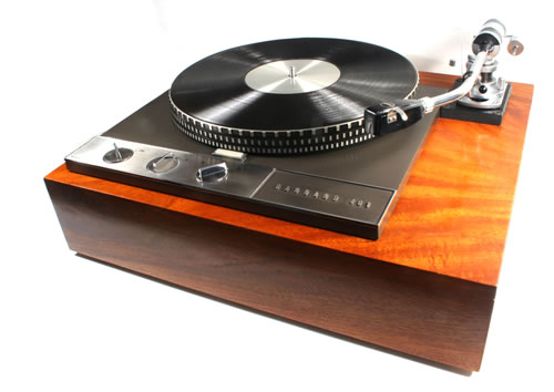"""""""A blast from the past"""" MKOM is proud to feature these two classic turntables - the famous and rare Garrard 401 and Technics SP10 MKIIa - Hear them both at My Kind of Music, Toronto"""