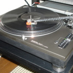 Technics SL1200MK5 Table c/w Audio Mods Tone Arm